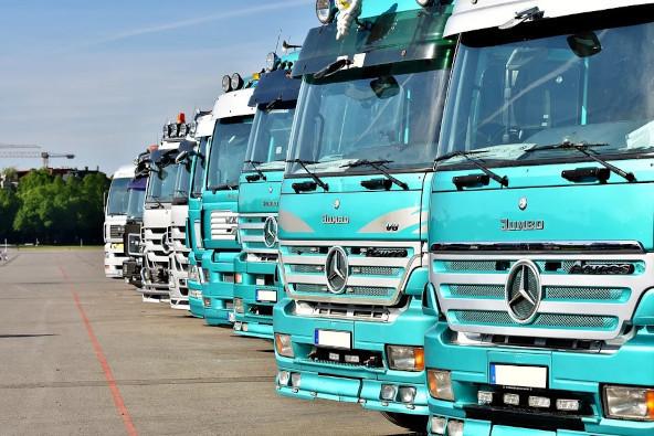 Full Loads / Overland / Cross Channel Freight